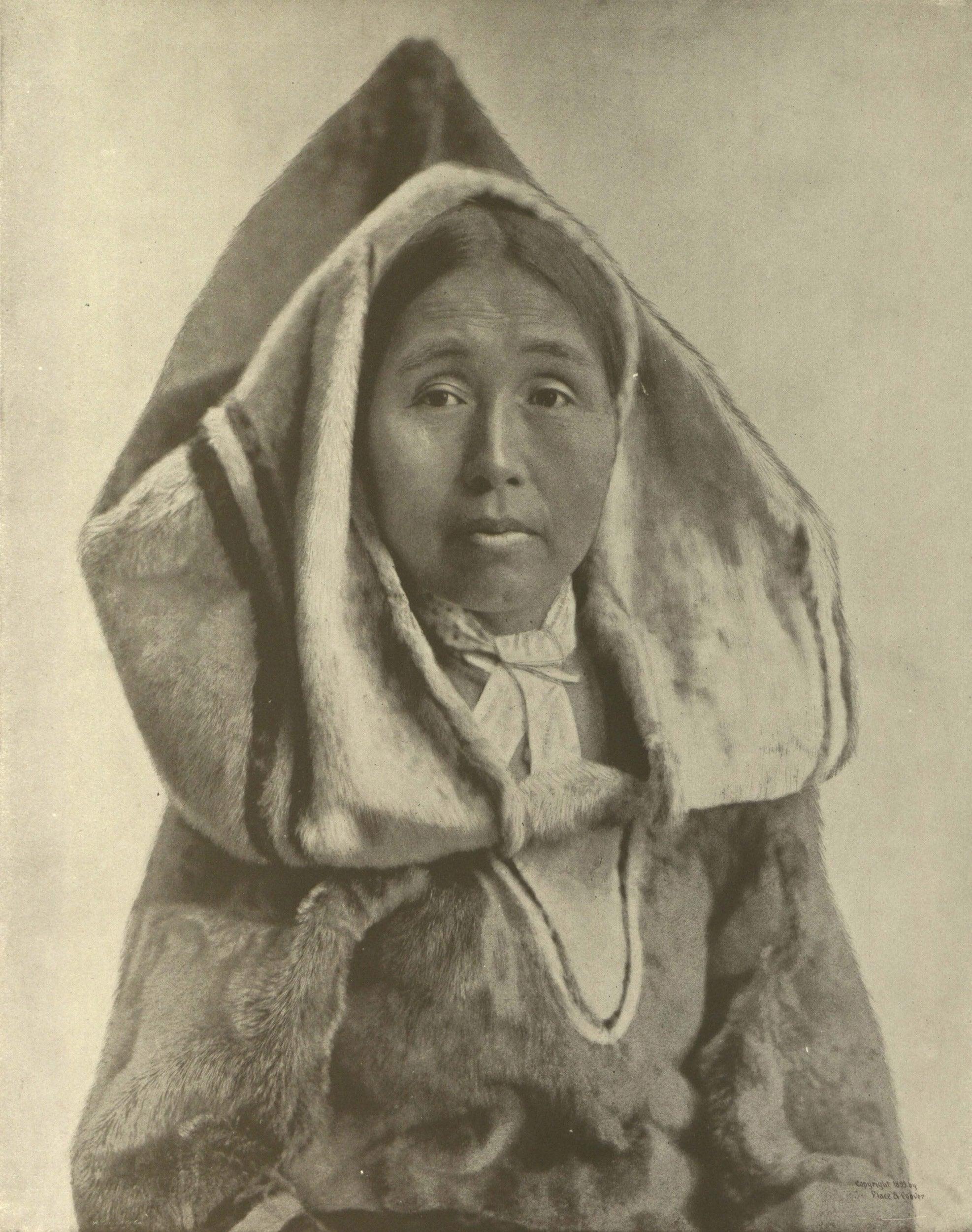 Mary Dookshoode Annanuk.