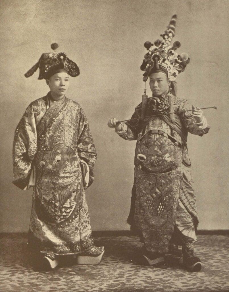 Ki Hing and Foke Sing.
