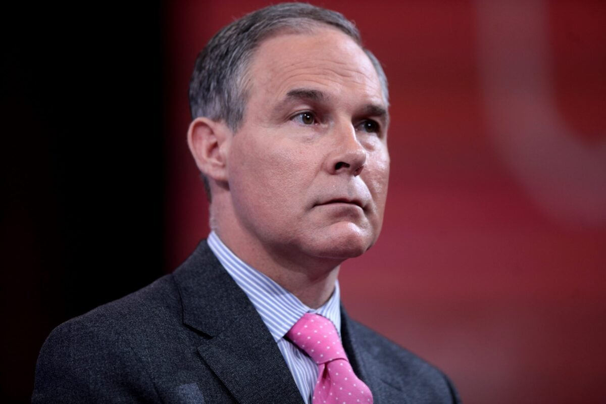 EPA Administrator Scott Pruitt's proposal would ban the use of studies based on data that hasn't been made public, but critics have pointed out that many important public health studies rely on sensitive personal data that cannot be made public without violating study participants' privacy.