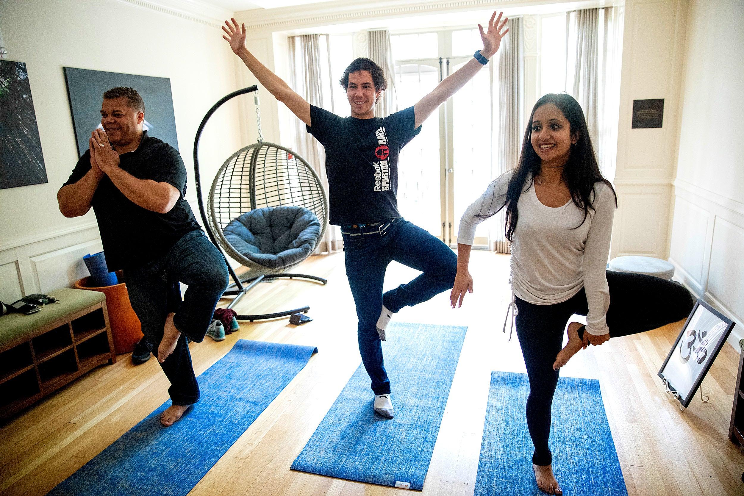 Carl Miller, Andrew Wong, and Kirin Gupta