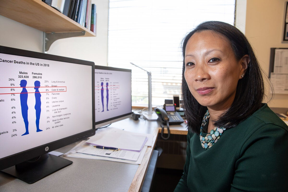 As the American Cancer Society lowers its recommended age for first colon cancer screening, Dana Farber's Kimmie Ng discusses the role of diet and lifestyle in the disease's rise among patients under 50.