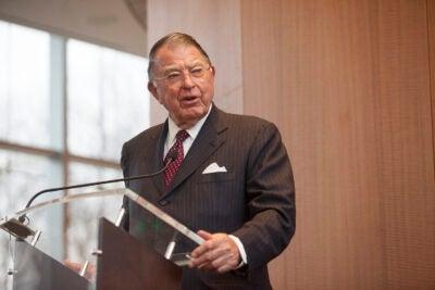 Dick Spangler, MBA '56