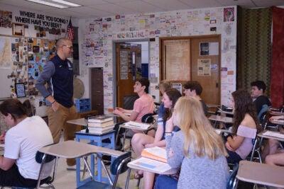 John Camardella's class.