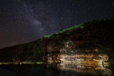 """Texas Galaxy"" by Laura Krueger."