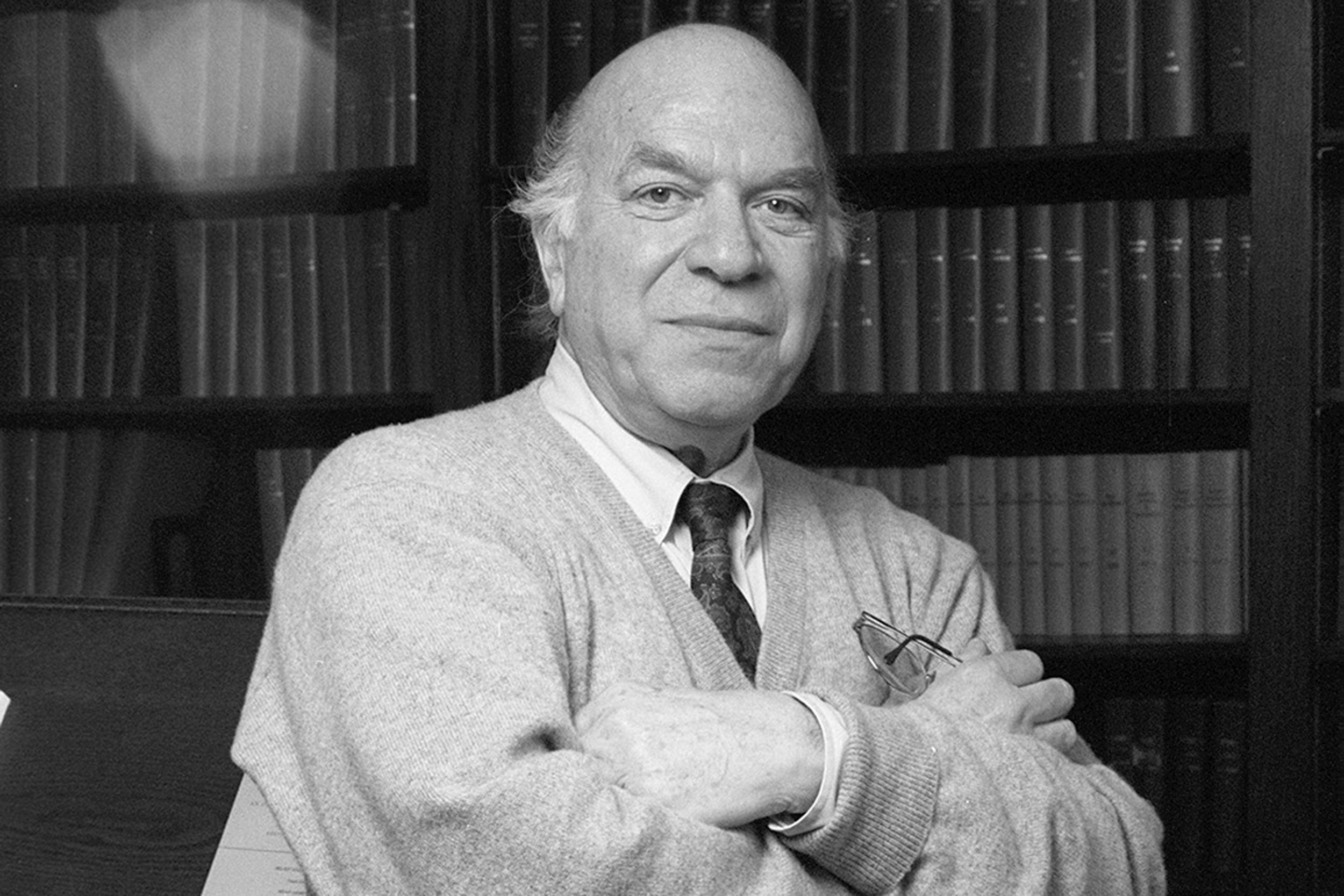Stanley Cavell.
