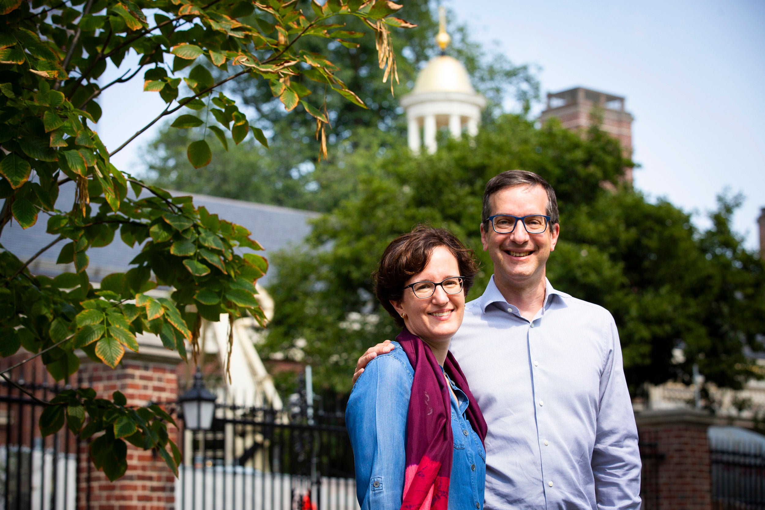 Nina Zipser, dean for faculty affairs and planning, and David Laibson, Robert I. Goldman Professor of Economics, will be the new faculty deans of Lowell House following the 2018-19 academic year.