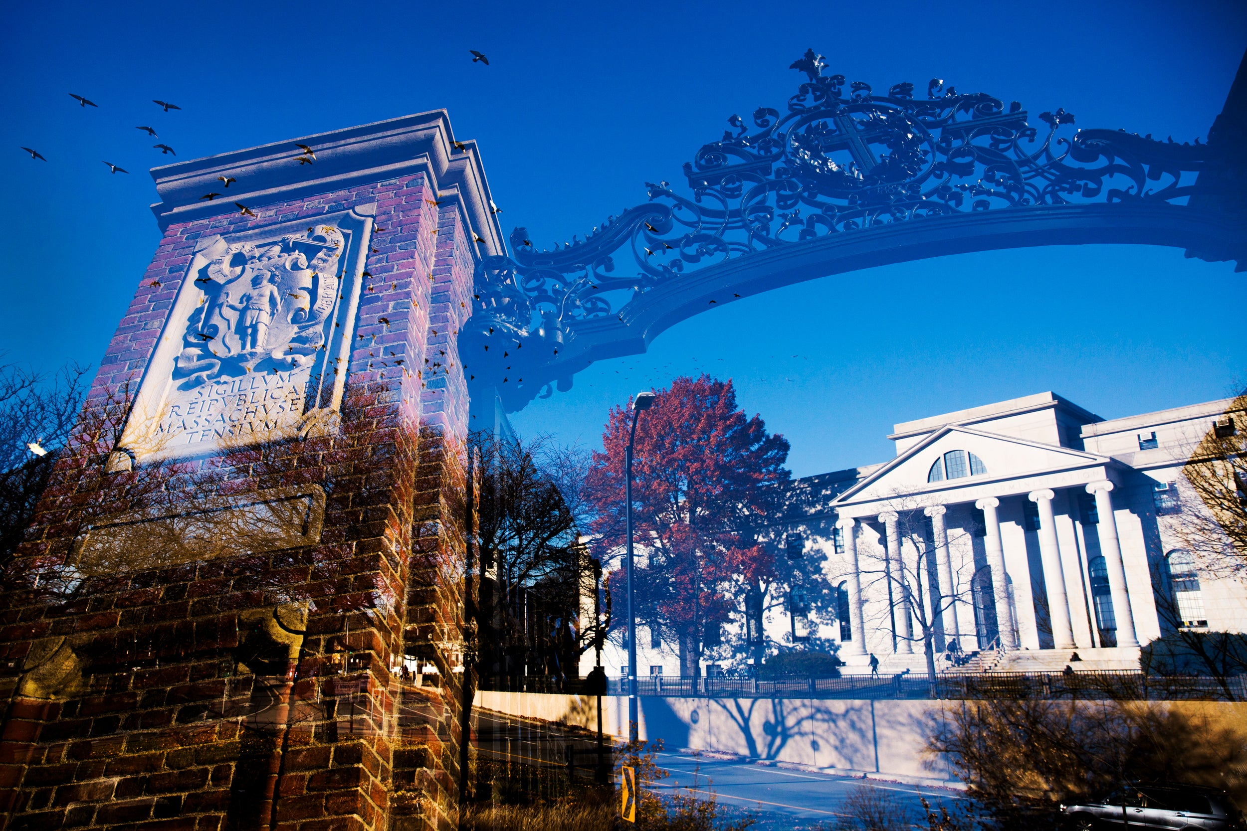 The Undergraduate Minority Recruitment Program encourages high school students to consider Harvard College.