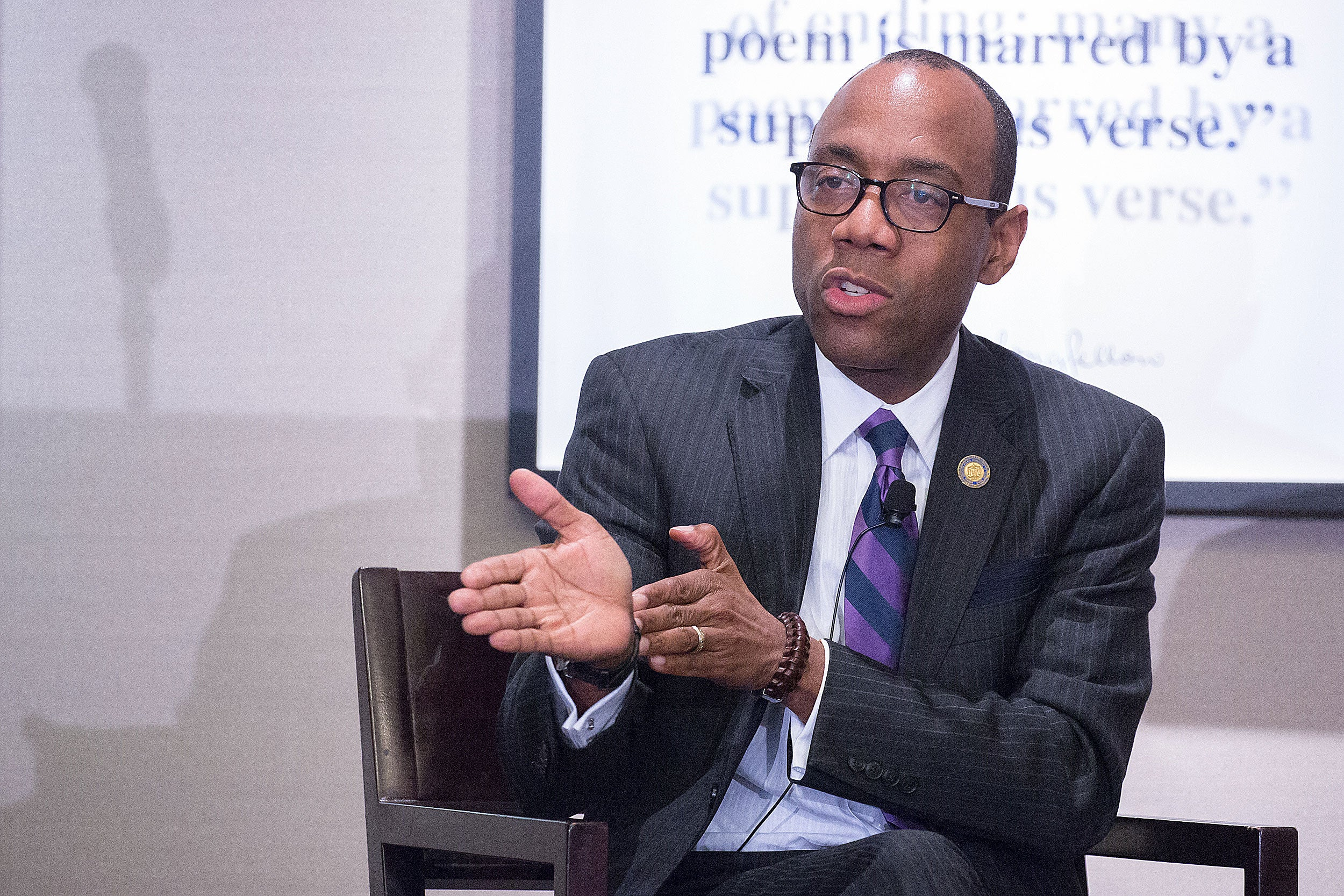 """""""There is no more important a task than ... advancing the practice of social justice,"""" said Cornell William Brooks. """"That is precisely why I am excited to be joining my Kennedy School colleagues and leading this effort."""""""