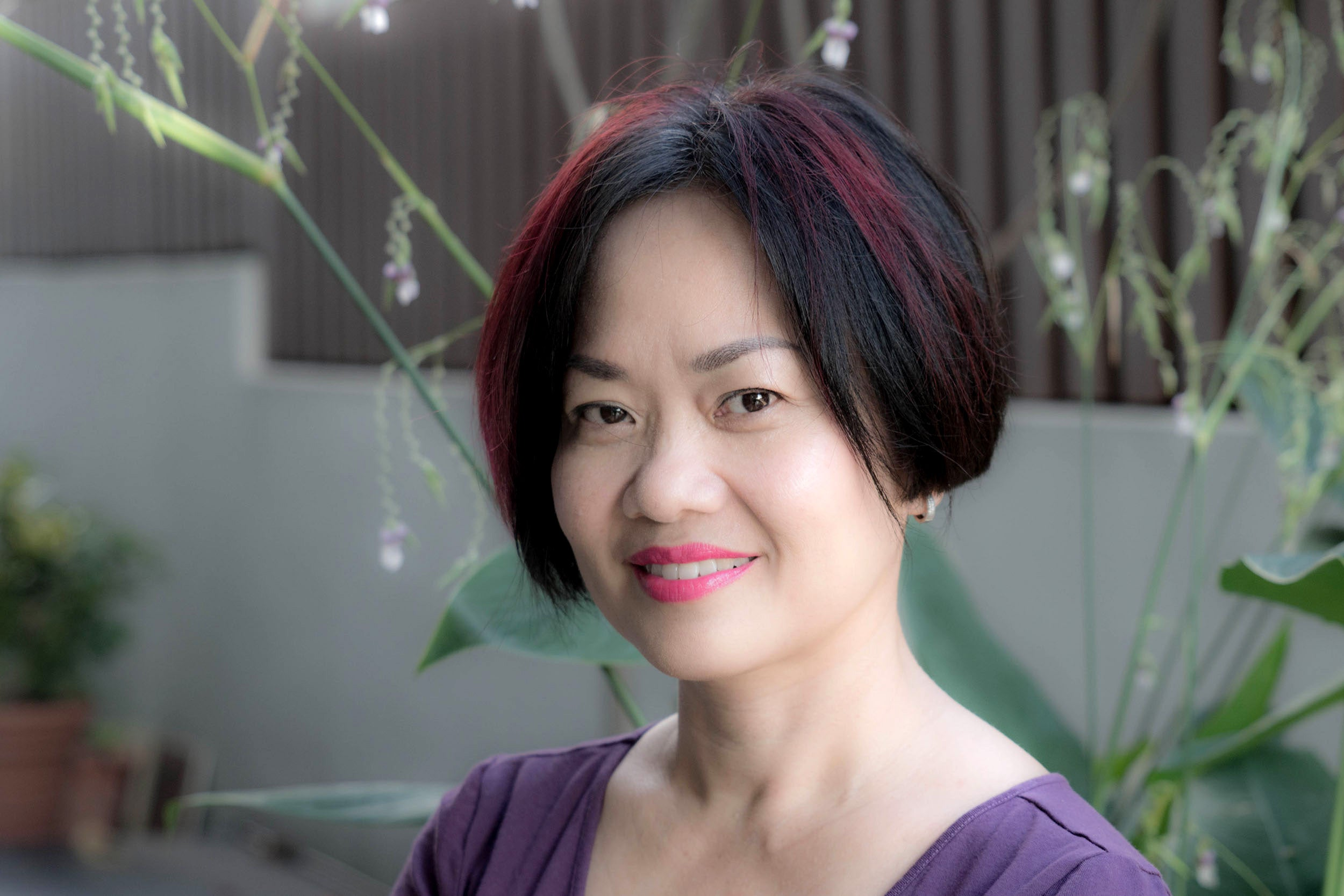 """Pamela Lim describes her experience at Harvard Extension School as """"life-changing."""""""