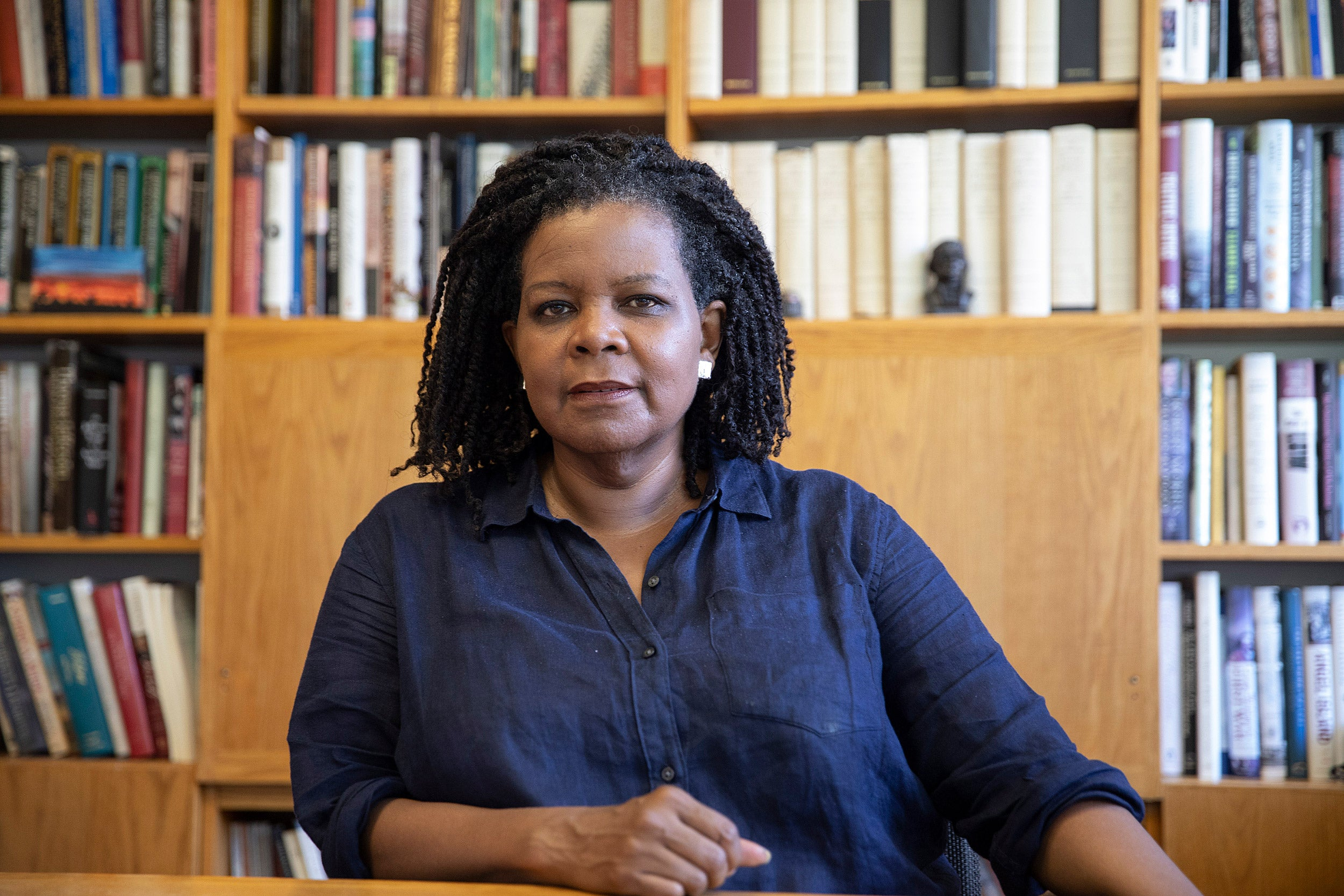 Professor Annette Gordon-Reed, chair of the review committee that is looking into the arrest of a Harvard College student last April, talks about what's likely to come from that examination.