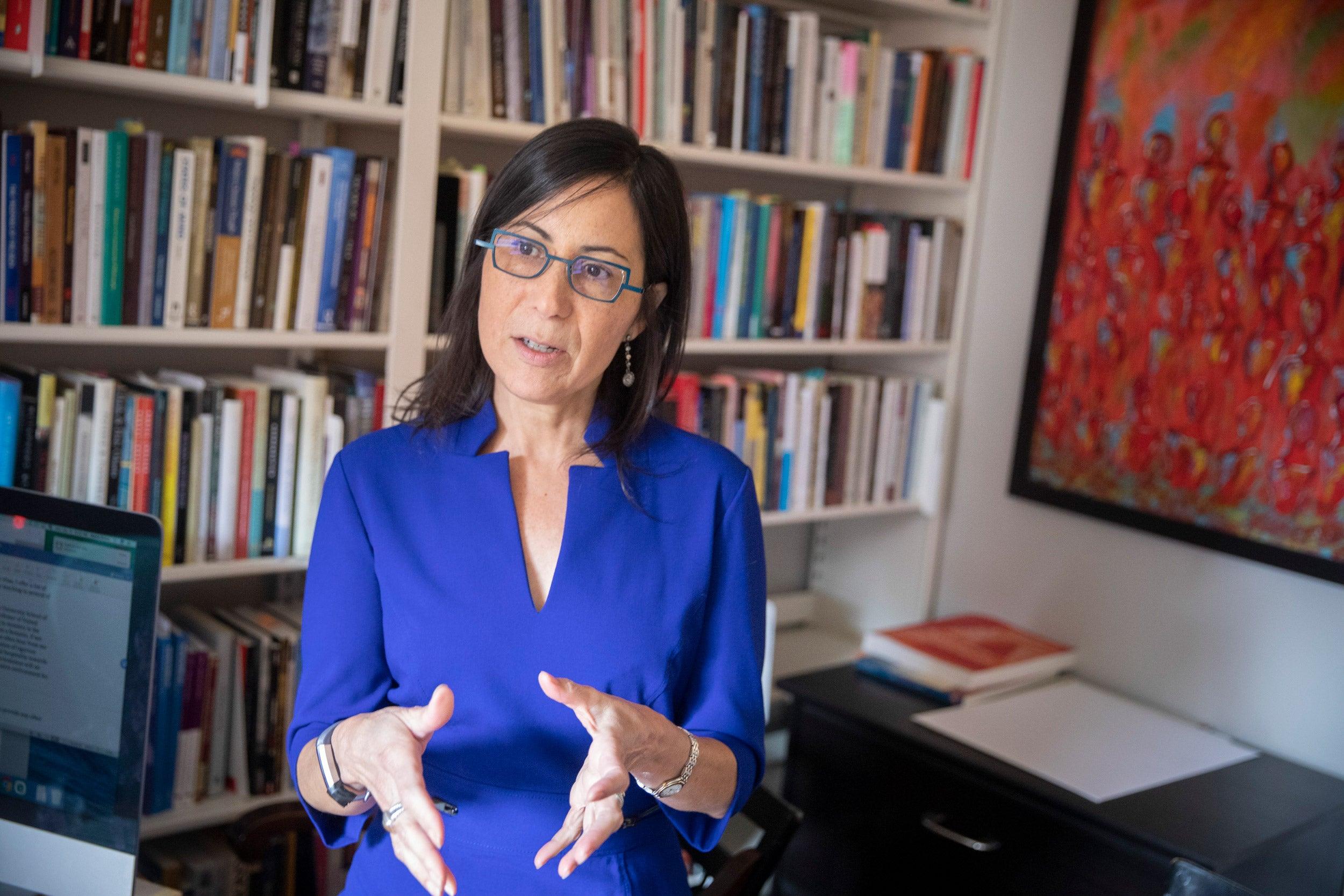 Mayra Rivera.