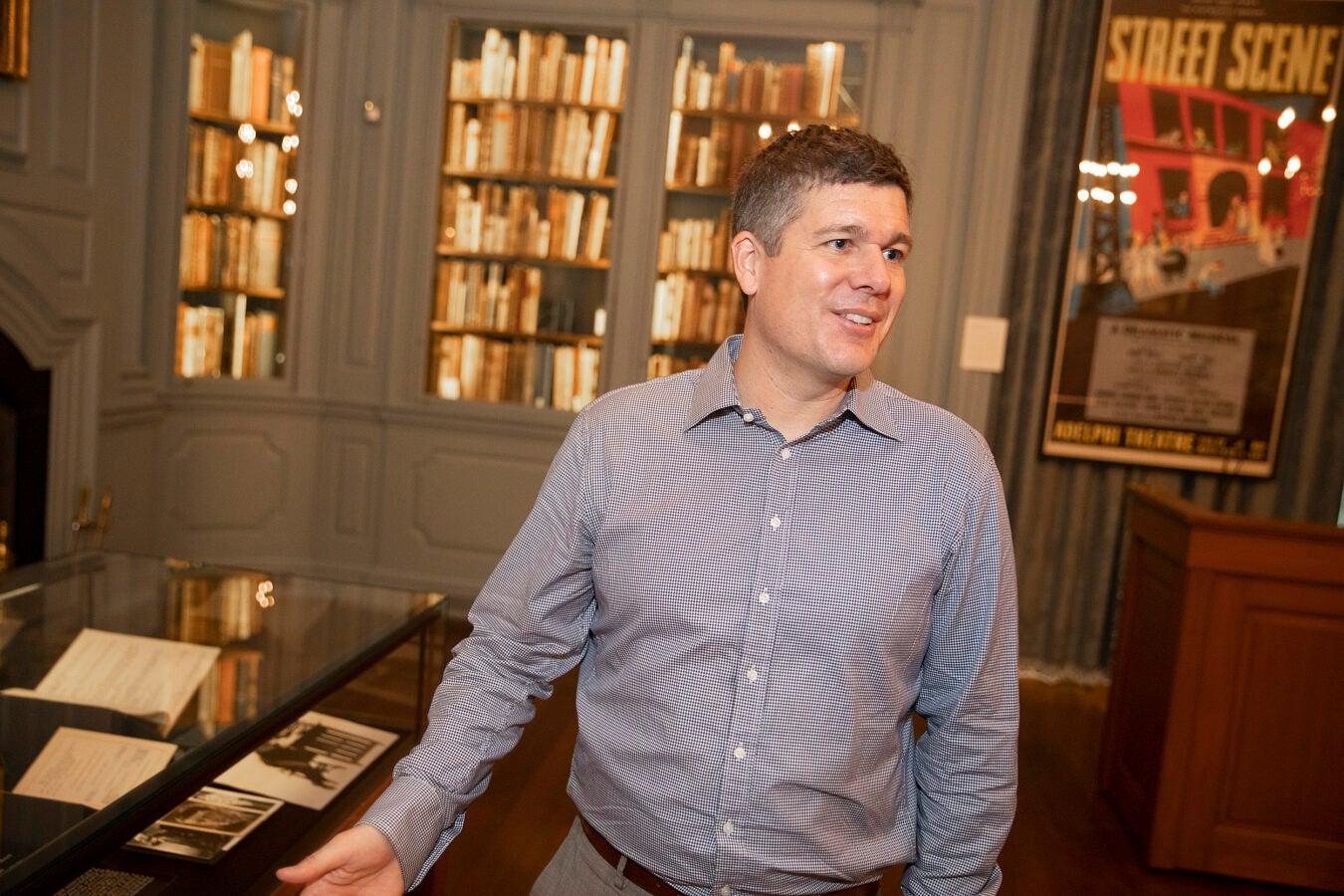 Matthew Wittman curator