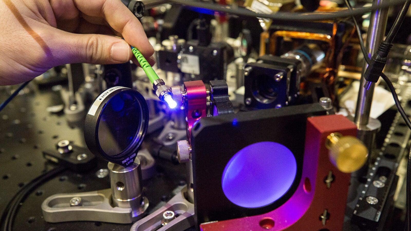 Quantum simulator.