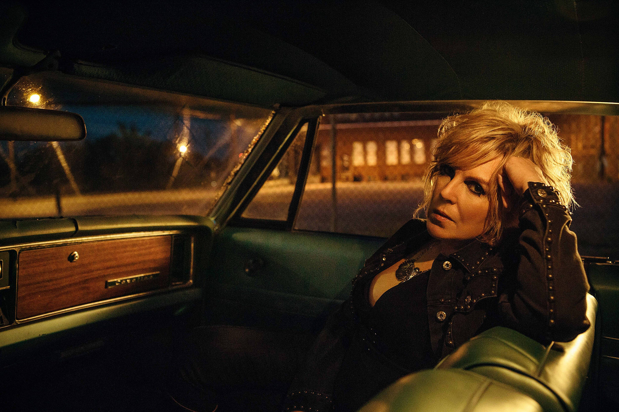 Lucinda Williams.