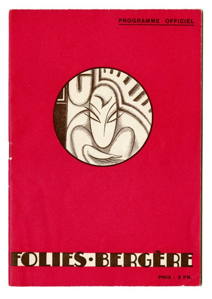 Poster for Josephine Baker