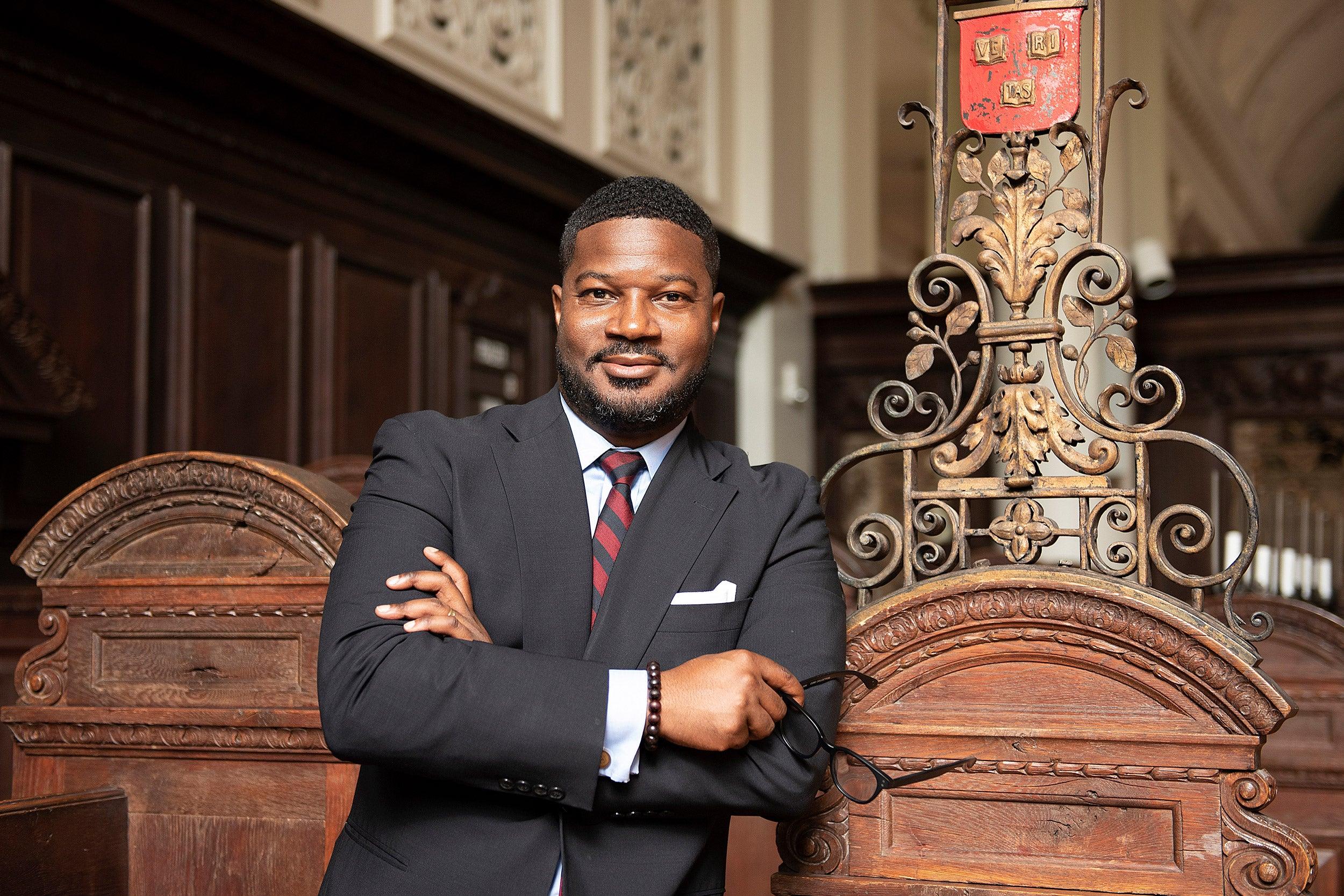 Jonathan Walton, Harvard