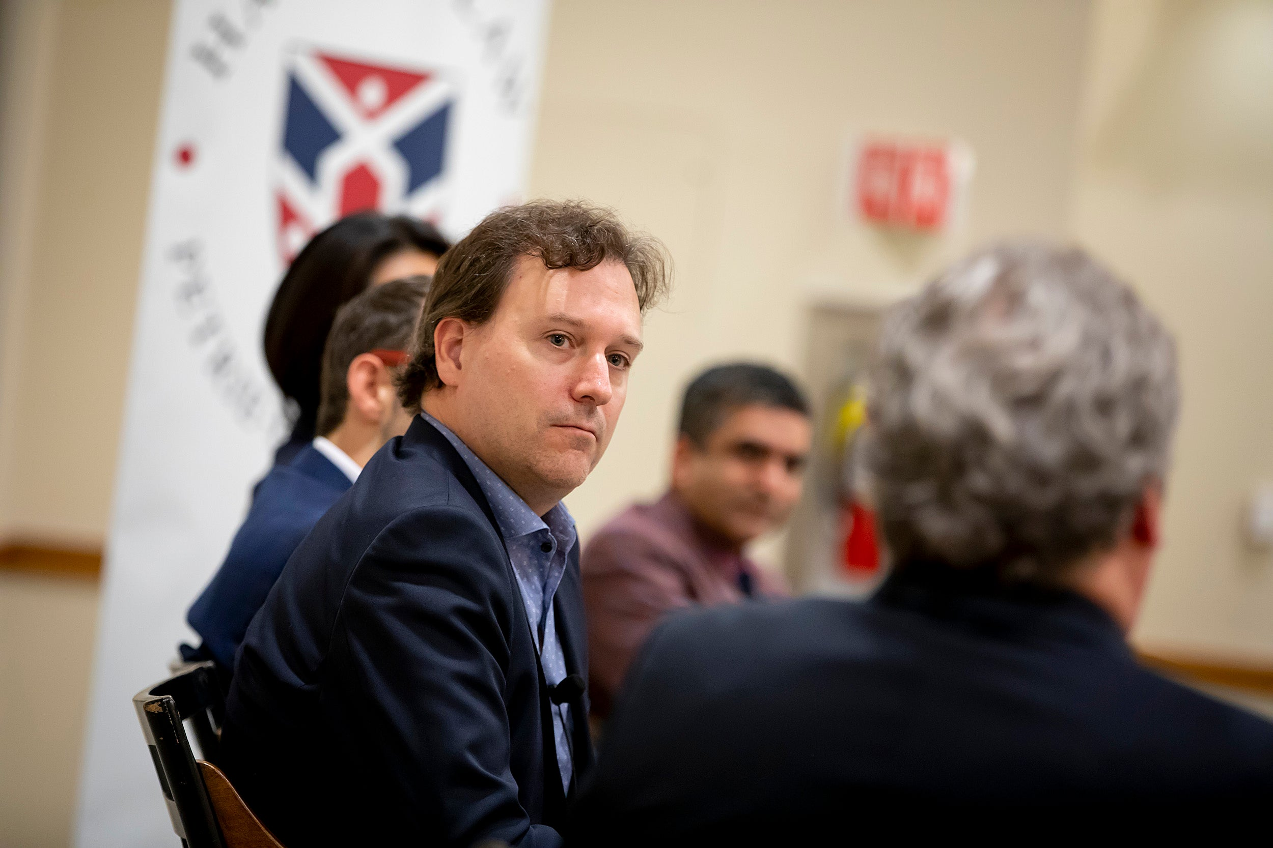 John Carreyrou, the reporter who broke the story about the problems of the blood-testing company Theranos, explains the rise and fall of the Silicon Valley firm, and sees it as a cautionary tale.