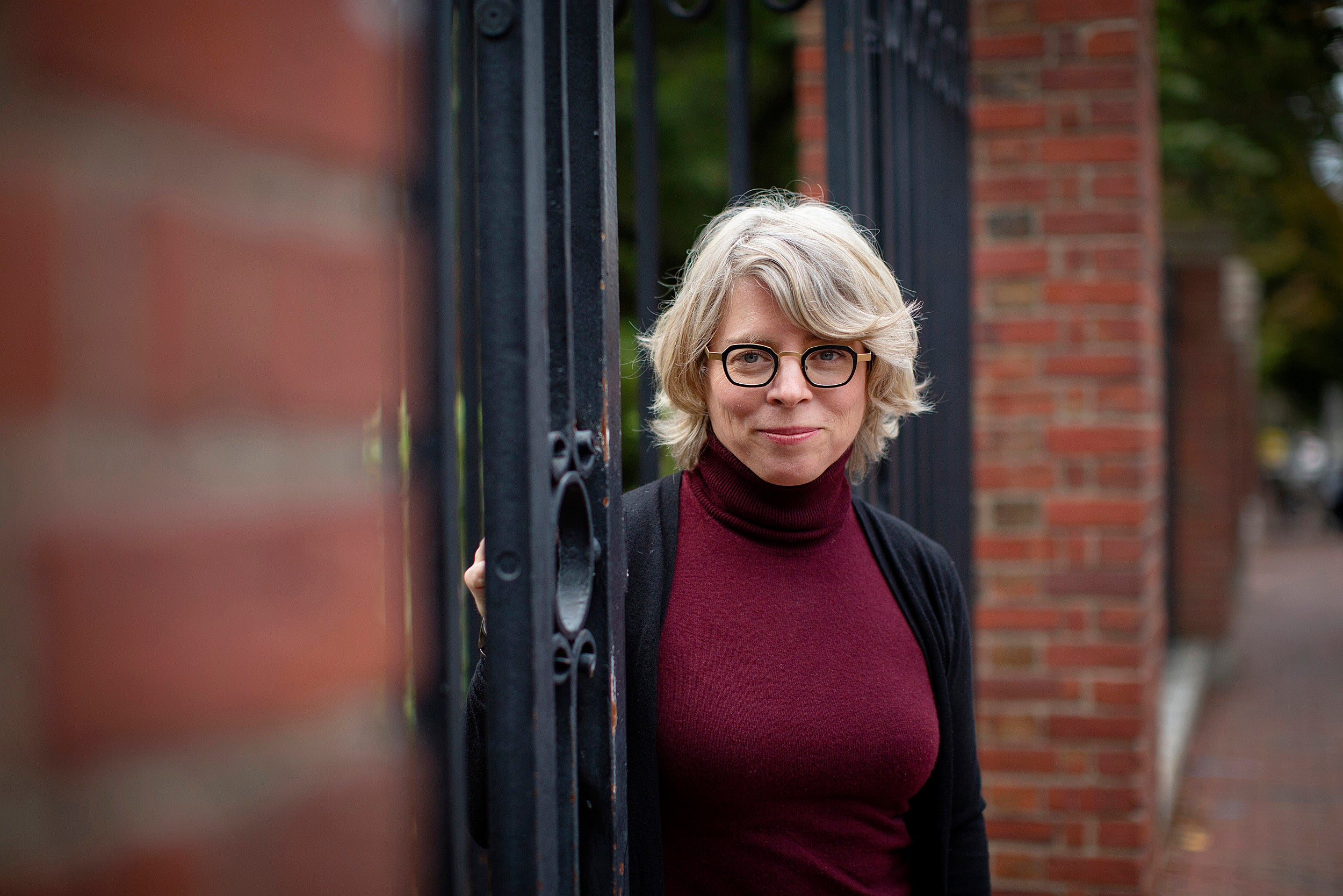 """""""I thought that the general reading public needs an ambitious, sweeping account of the American past ... because there's no sense of a shared past,"""" says historian Jill Lepore."""
