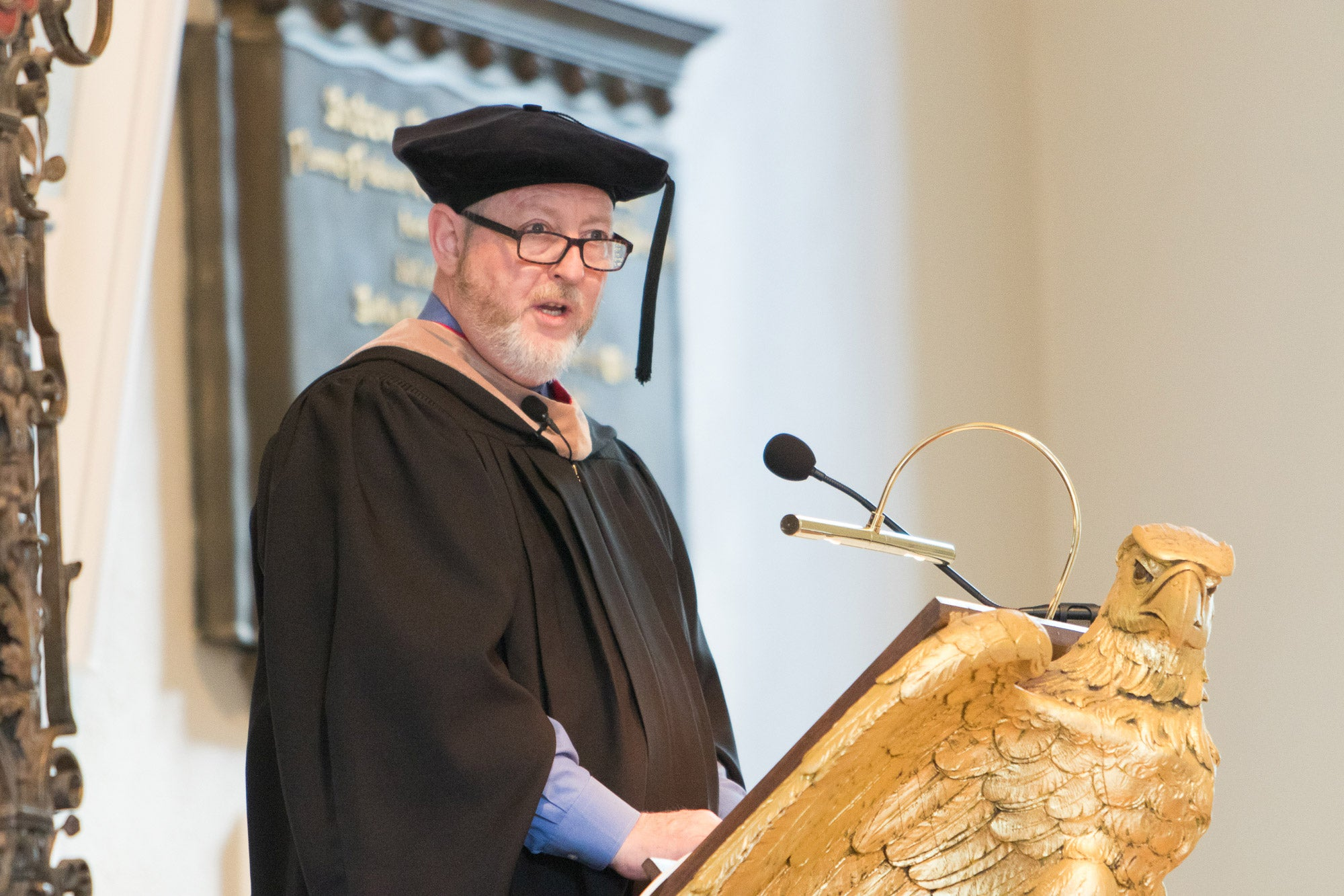 Huntington D. Lambert, dean of the Division of Continuing Education and University Extension