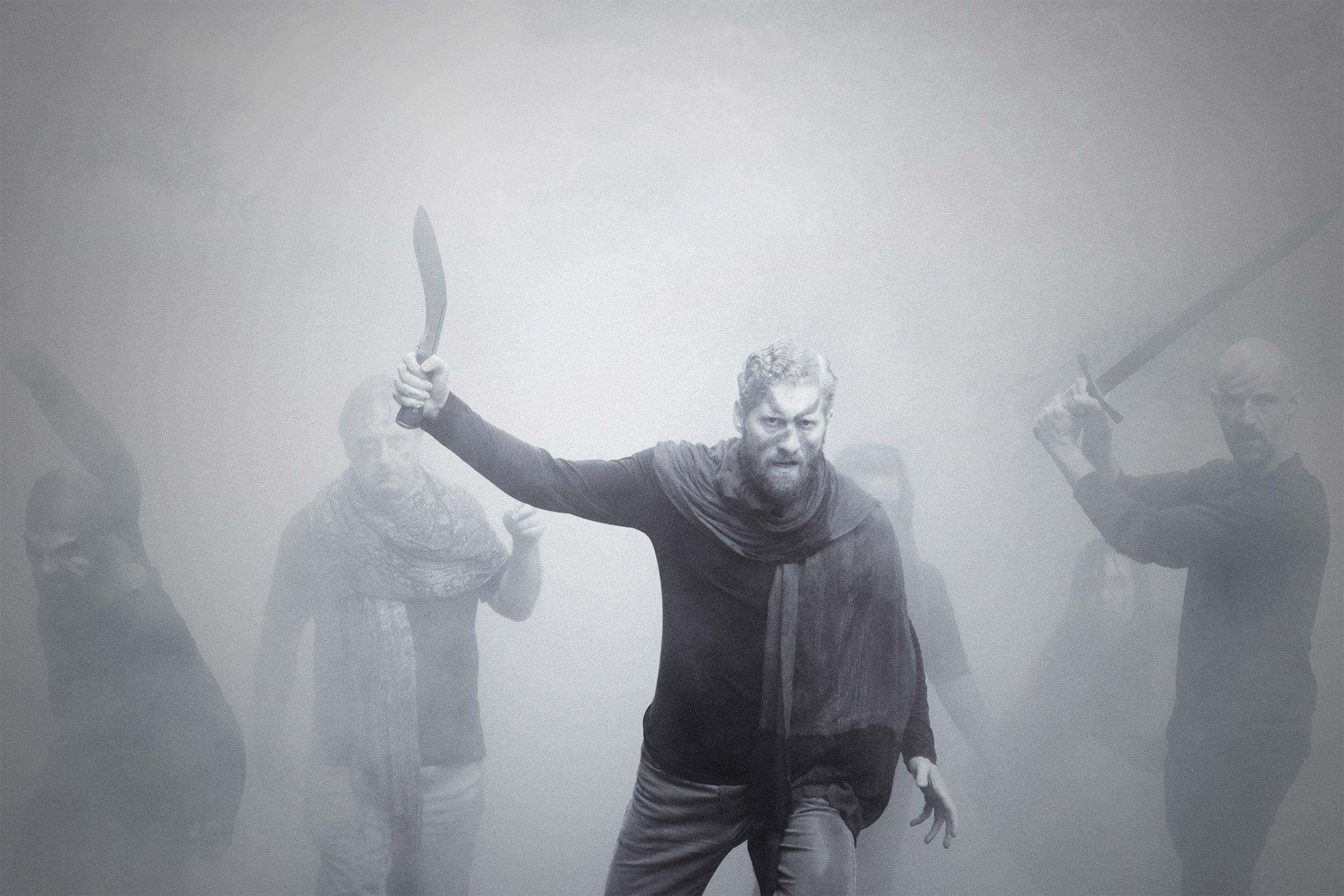 Macbeth at the Arboretum