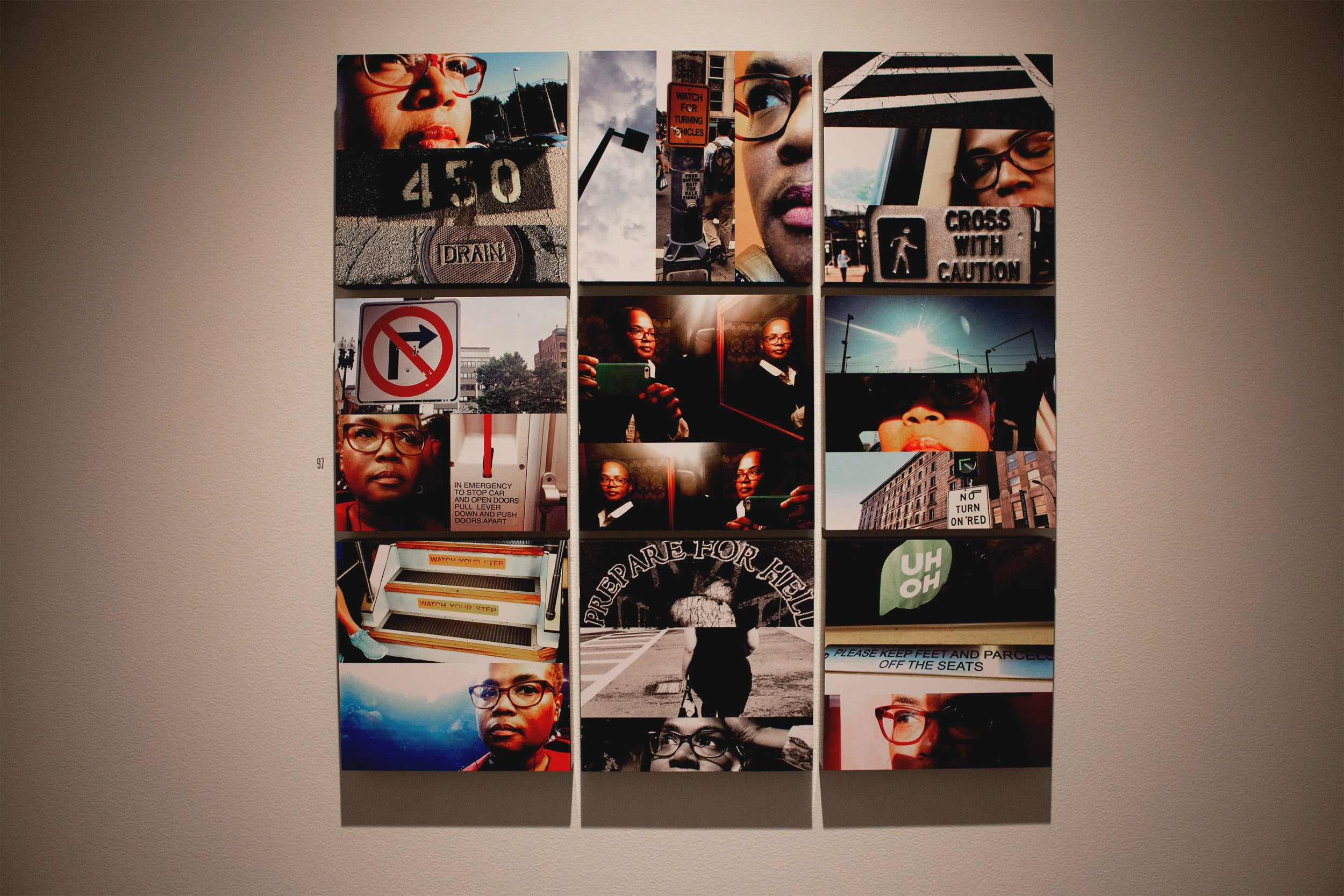 A collage of photos
