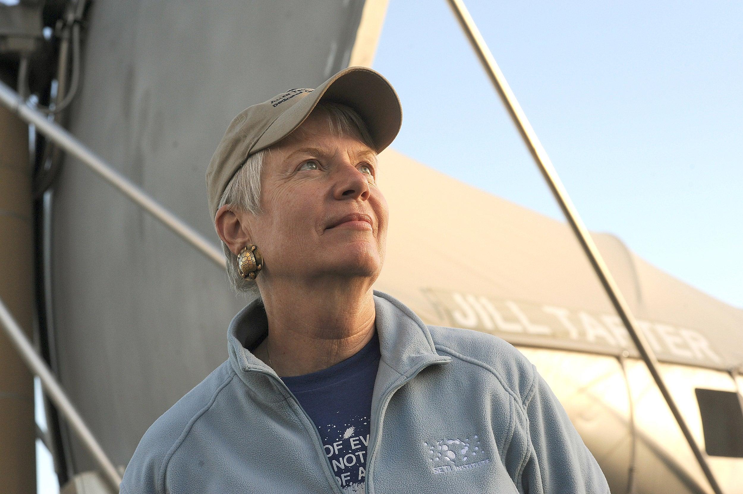 Jill Tarter.