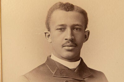 W.E.B Du Bois.