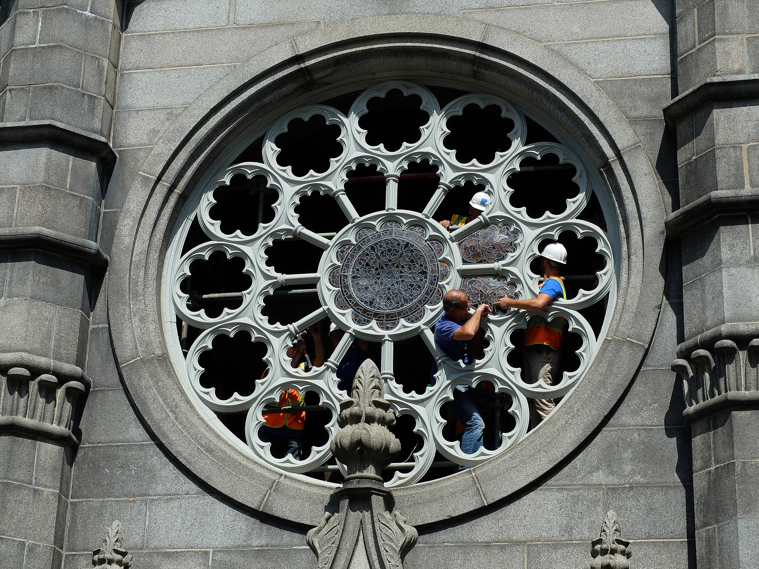 Great Rose Window