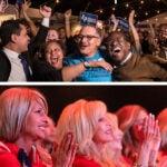 Mid-term election night