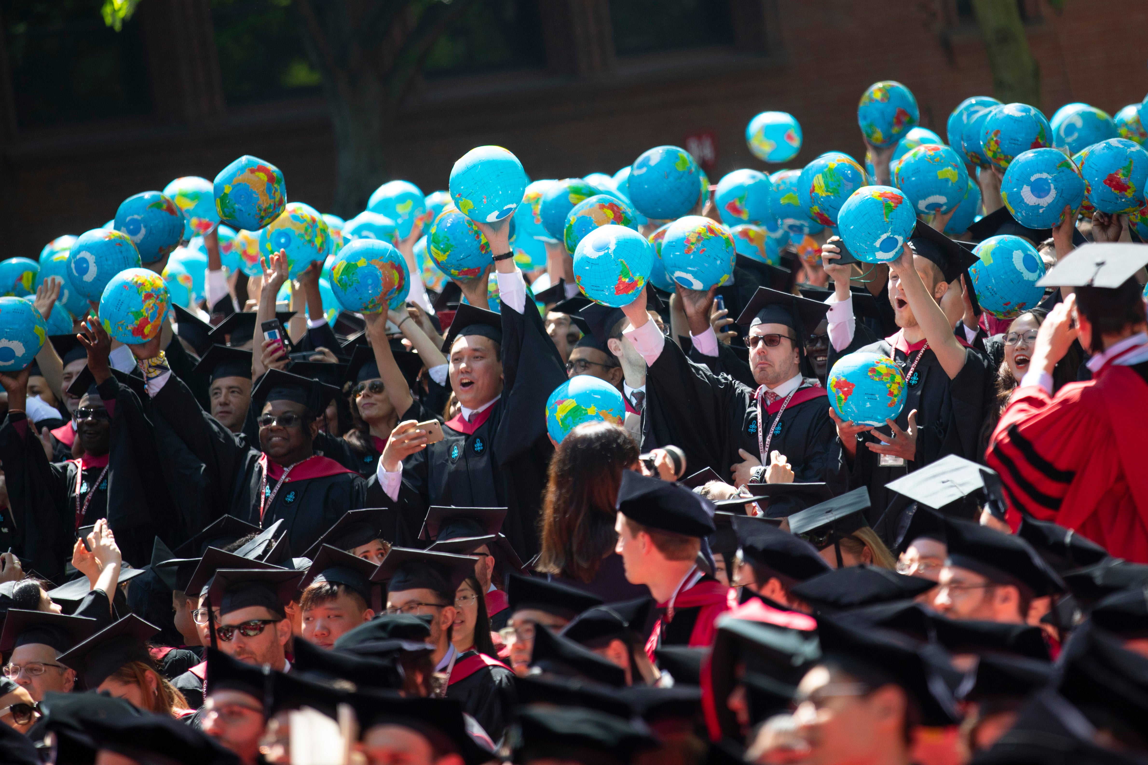 367th Harvard Commencement