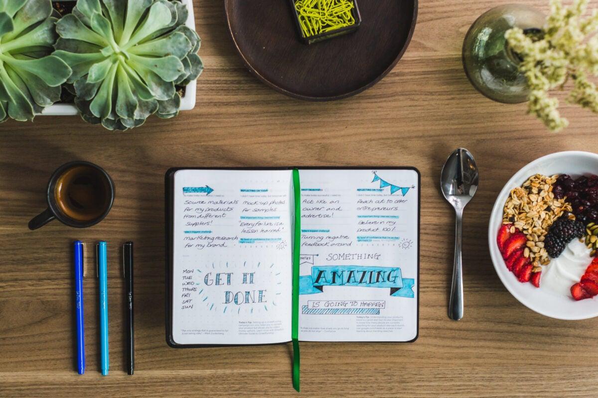 Resolutions journal