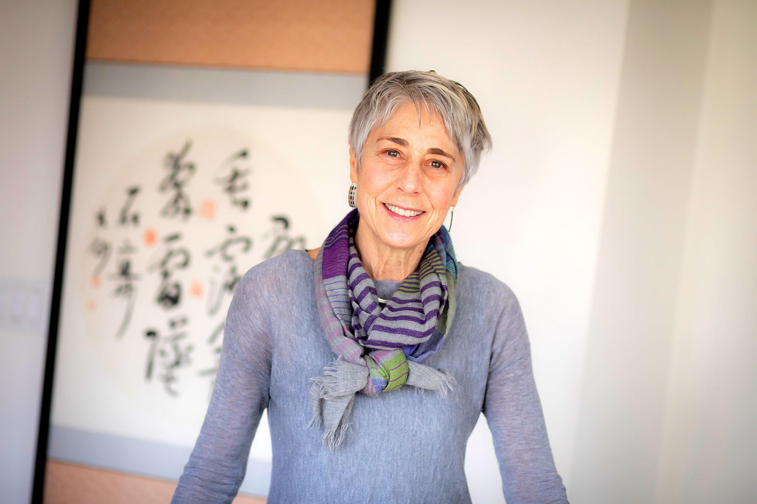 Susan Greenhalgh.