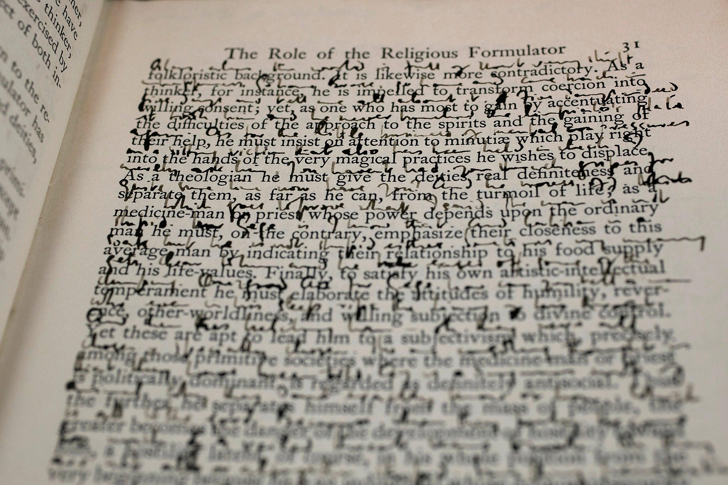 Wole Soyinka's prison writings.