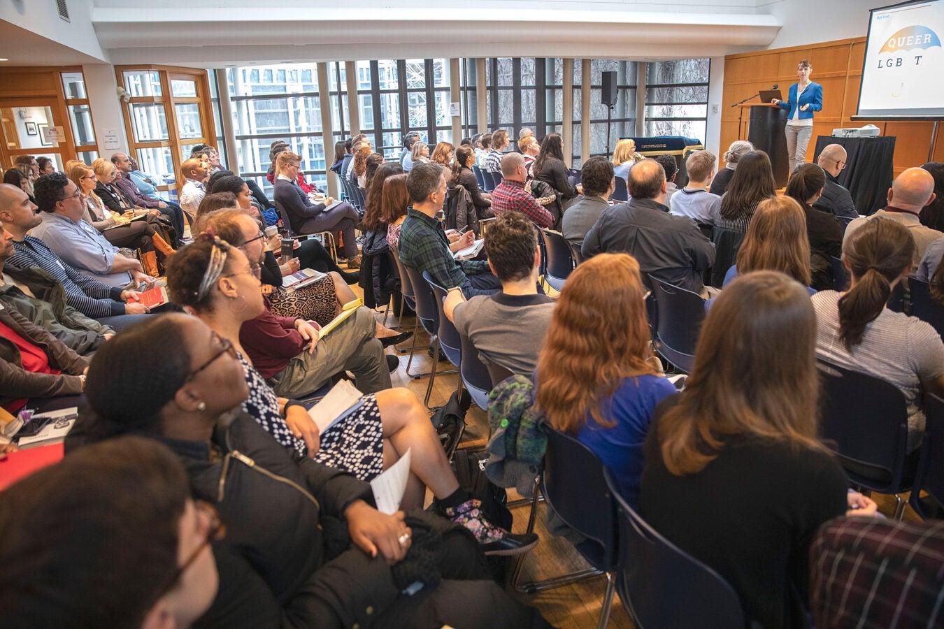 Diversity Dialogue talk