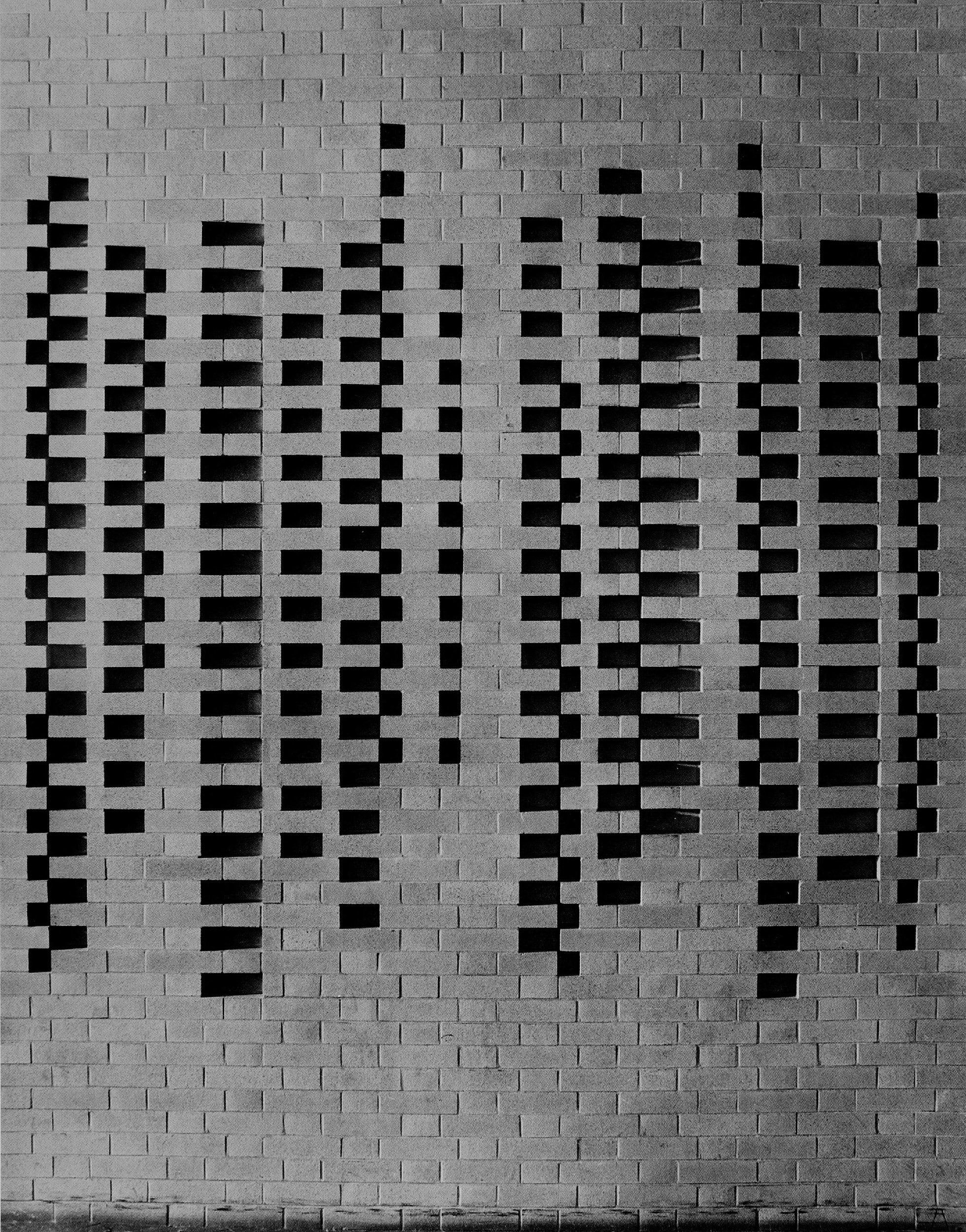 """""""America,"""" Josef Albers."""