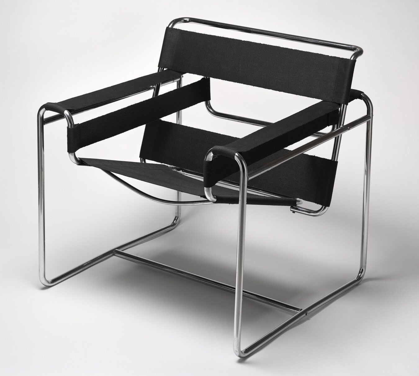 "Marcel Breuer's ""Club Chair."""