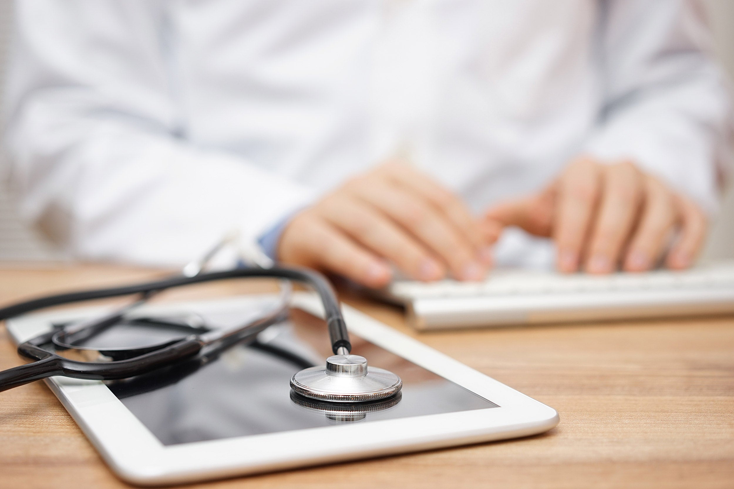 A new study finds that virtual video visits can successfully replace office visits for many patients without compromising the quality of care and communication.