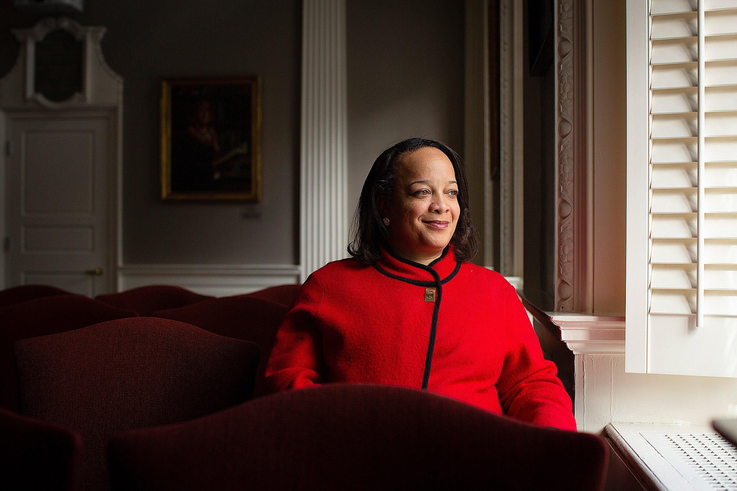 First African American dean of Harvard's Education School seeks to inspire