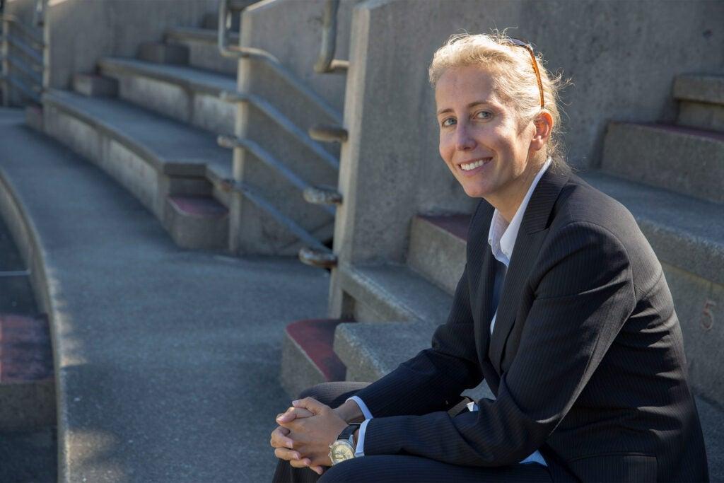 HBS Professor Anita Elberse
