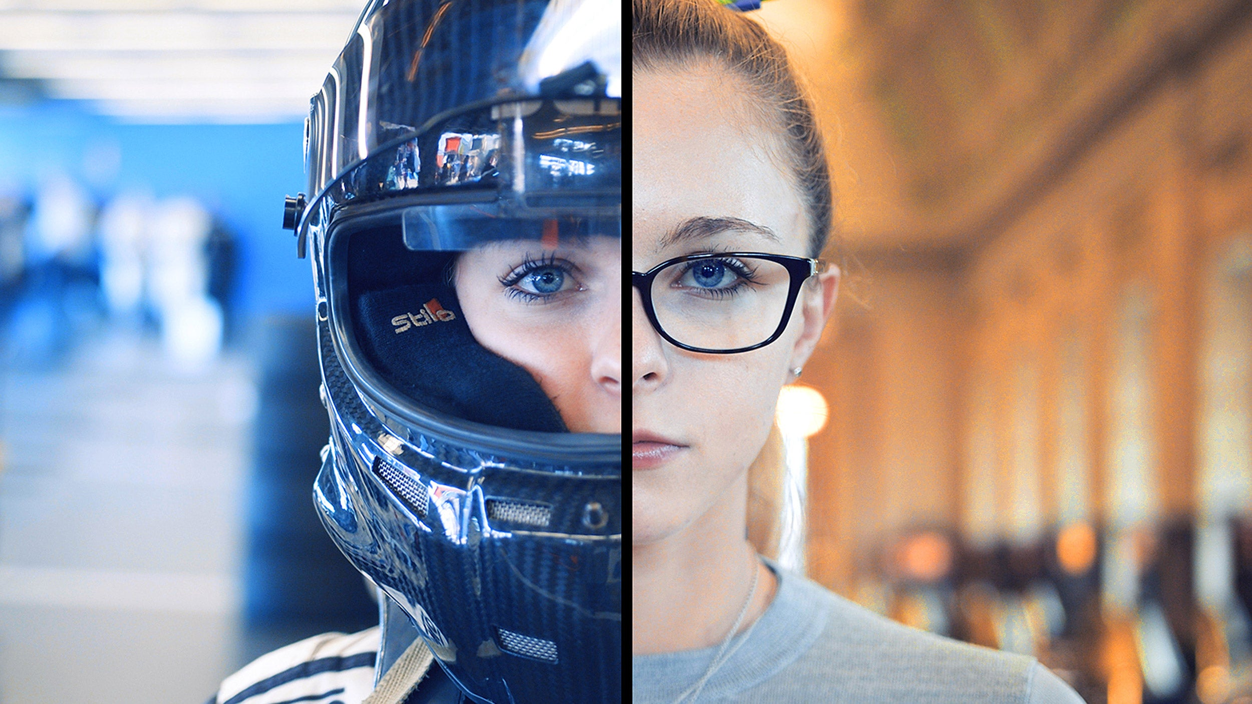 Harvard student and race-car driver Aurora Straus competes with purpose