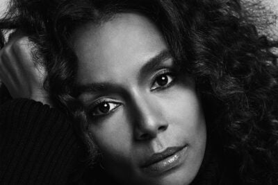 Portrait of Janet Mock.