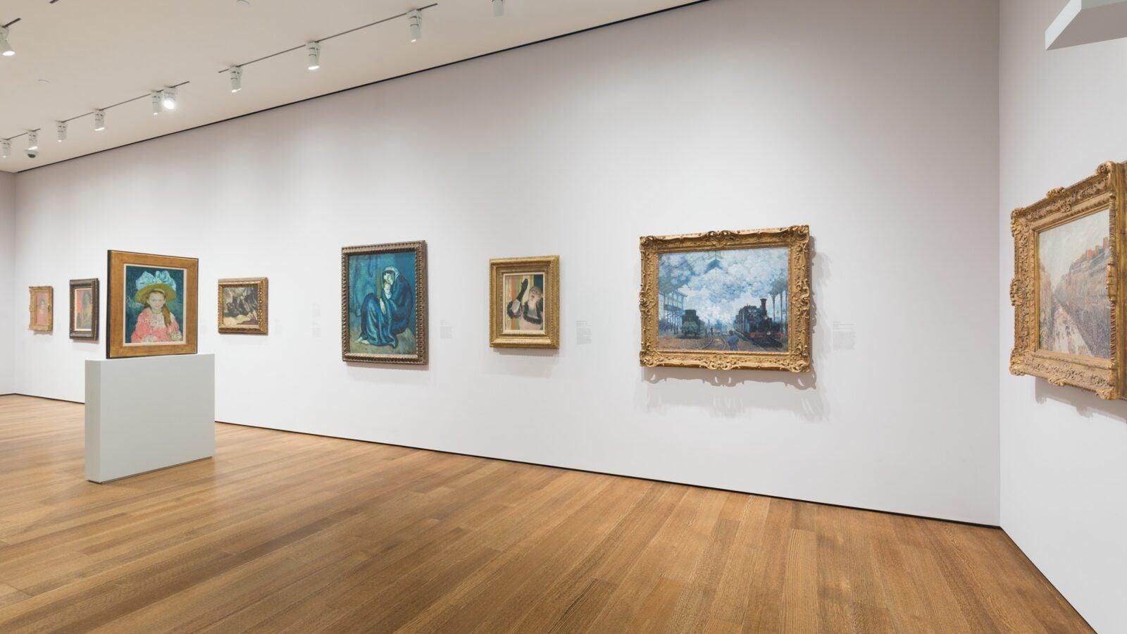 Wertheim Gallery.