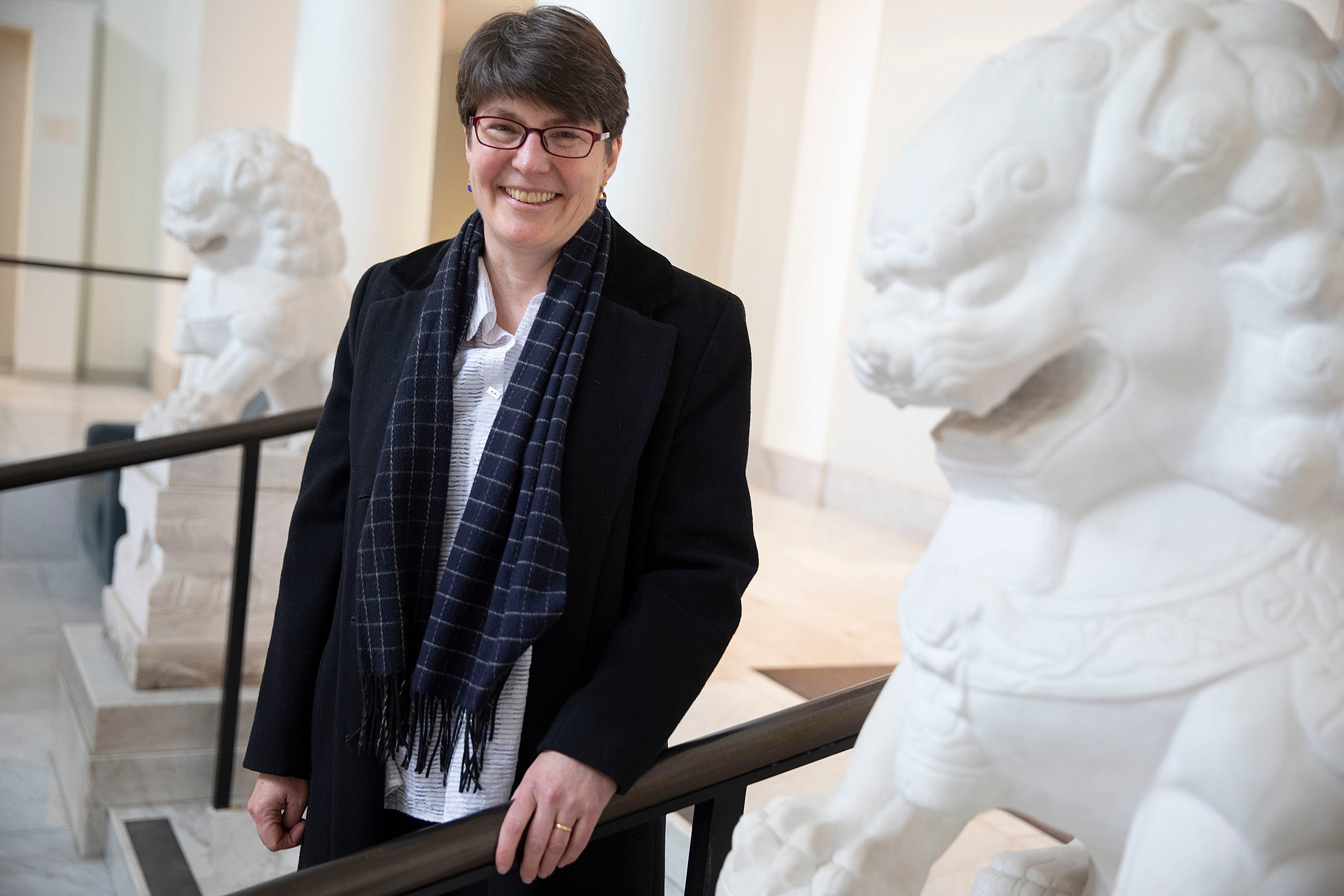Nara Dillon's work in China seeks lessons from the country's successful battle against poverty that might be applied elsewhere.