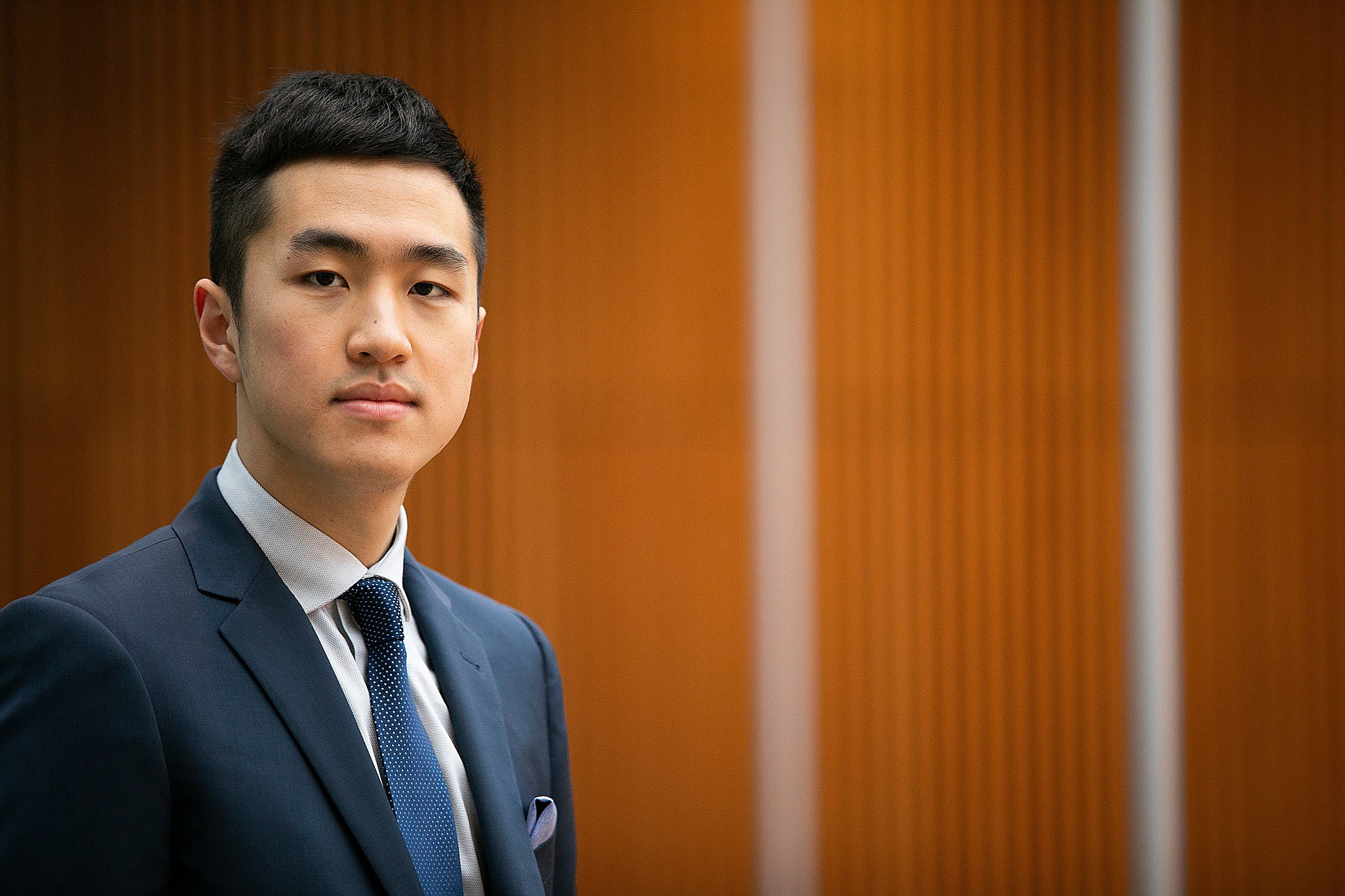 Instead of looking forward to traveling to England for graduate study at the University of Oxford in October, Jin Park fears he won't be able to return to the U.S. as a result of President Trump ending the DACA program in 2017.