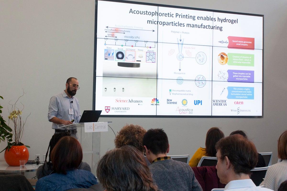 Daniele Foresti presentation