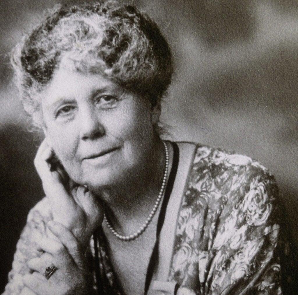 Martha Brookes Hutcheson portrait