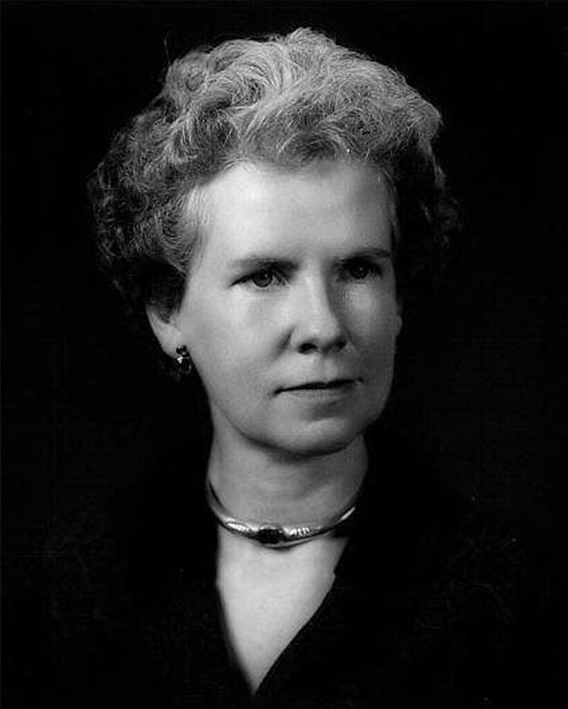 Mary Wakefield portrait