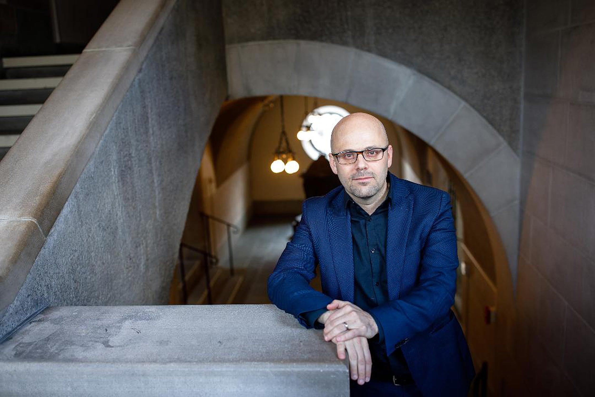 Daniel Ziblatt portrait