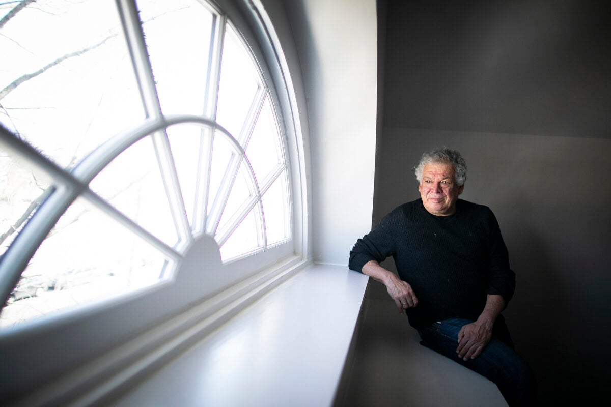 Radcliffe Fellow Francisco Goldman is writing his latest novel based in New Bedford.