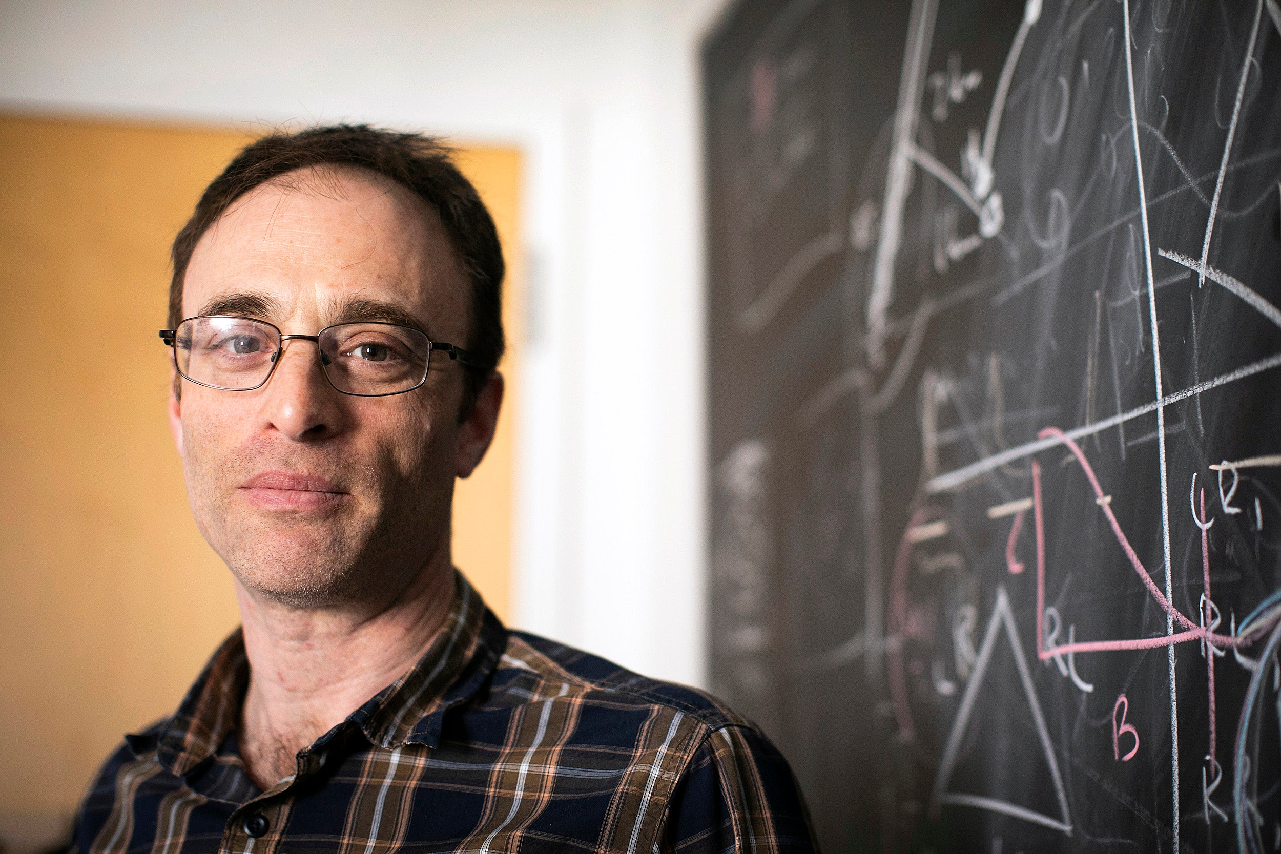 Harvard Senior Research Fellow Shep Doeleman